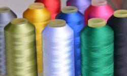 Viscose Rayon Embroidery